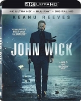 John Wick 4K (BD + Digital Copy)