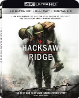 Hacksaw Ridge 4K (BD + Digital Copy)