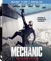 Mechanic: Resurrection (Slip)