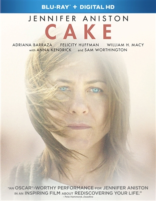 Cake (BD + Digital Copy)
