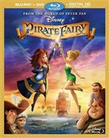 The Pirate Fairy (BD/DVD + Digital Copy)