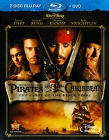 Pirates of the Caribbean: The Curse of the Black Pearl (BD/DVD)