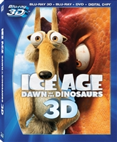 Ice Age: Dawn of the Dinosaurs 3D (Slip)