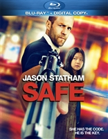 Safe (BD + Digital Copy)