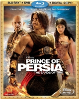 Prince of Persia: The Sands of Time (BD/DVD + Digital Copy)