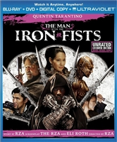 The Man With the Iron Fists: Unrated (BD/DVD + Digital Copy)