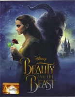 Beauty and the Beast 3D Full Slip SteelBook (2017)(Czech)