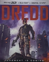 Dredd 3D (2012)(BD + Digital Copy)