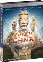 Mysteries of Ancient China 4K (BD + Digital Copy)