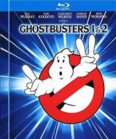 Ghostbusters I & II (DigiBook)(BD + Digital Copy)