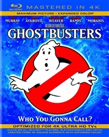 Ghostbusters 4K (1984)(BD + Digital Copy)