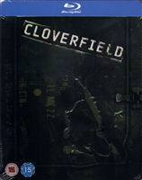 Cloverfield SteelBook (UK)