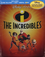 The Incredibles IronPack (Canada)