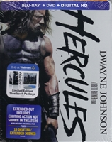 Hercules SteelBook (2014)(BD/DVD + Digital Copy)(Exclusive)