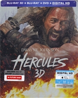 Hercules 3D SteelBook (2014)(BD/DVD + Digital Copy)(Canada)