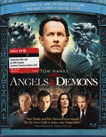 Angels and Demons (BD/DVD + Digital Copy)(Exclusive)
