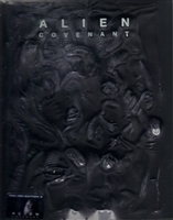 Alien: Covenant Embossed Full Slip SteelBook (Czech)