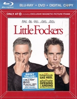 Little Fockers w/ Magnetic Picture Frame (BD/DVD + Digital Copy)(Exclusive)