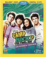 Camp Rock 2: The Final Jam - Extended Edition (BD/DVD + Digital Copy)