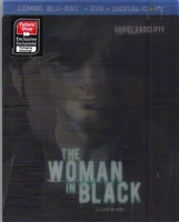 The Woman in Black (Canada)(Lenticular Exclusive Slip)