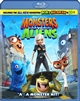 Monsters Vs. Aliens w/ 3D Glasses