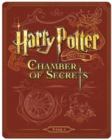 Harry Potter and the Chamber of Secrets SteelBook (UK)