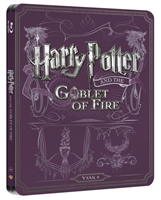 Harry Potter and the Goblet of Fire SteelBook (UK)