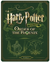 Harry Potter and the Order of the Phoenix SteelBook (UK)