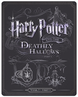 Harry Potter and the Deathly Hallows: Part 1 SteelBook (UK)