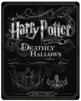 Harry Potter and the Deathly Hallows: Part 2 SteelBook (UK)