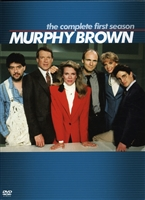 Murphy Brown: Season 1 (DVD)