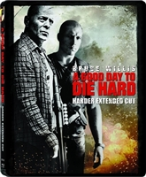 A Good Day to Die Hard: Extended Cut SteelBook (BD + Digital Copy)(UK)