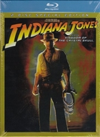 Indiana Jones and the Kingdom of the Crystal Skull w/ Book (DigiPack)(Exclusive)