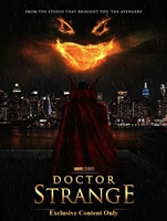Doctor Strange Exclusive Bonus Content HD Digital Copy Code (2016)(No Movie)