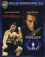 Bloodsport / Timecop (Exclusive Slip)