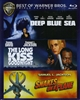 Deep Blue Sea / The Long Kiss Goodnight / Snakes on a Plane (Exclusive Slip)