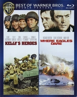 Kelly's Heroes / Where Eagles Dare (Exclusive Slip)