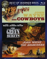The Cowboys / The Green Berets / The Searchers (Exclusive Slip)