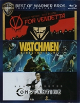 V For Vendetta / Watchmen / Constantine (Exclusive Slip)