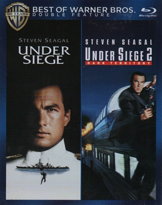 Under Siege / Under Siege: Dark Territory (Exclusive Slip)