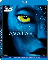 Avatar 3D (Promotional Disc)