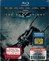 The Dark Knight SteelBook (BD + Digital Copy)(Canada)