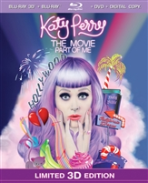 Katy Perry: Part of Me 3D (BD/DVD + Digital Copy)