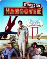 The Hangover: Extended Cut SteelBook (Germany)