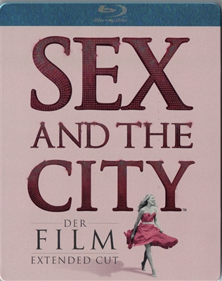 Sex and the City: The Movie - Extended Cut SteelBook (German)