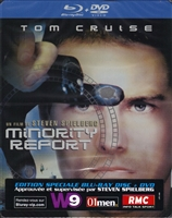 Minority Report SteelBook (France)