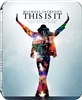 Michael Jackson's This is It SteelBook (G1)(EMPTY)