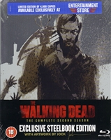 The Walking Dead: Season 2 SteelBook (UK)