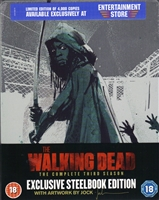 The Walking Dead: Season 3 SteelBook (UK)