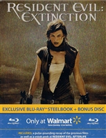 Resident Evil: Extinction SteelBook (Exclusive)